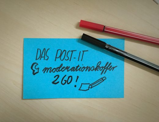 Post-it - Moderationskoffer2Go